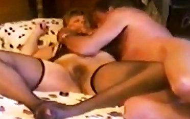 My pussy pumped full of cum