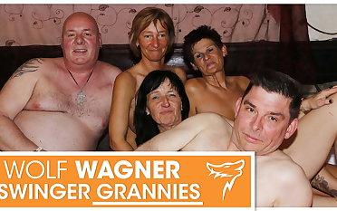 Ugly mature swingers strive a bonk fest! Wolfwagner.com