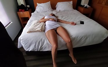 Knocked out blonde with big boobs is give alongside grace a roger chick for a horny guy