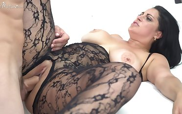 Tanned Exotic Beauty Takes Broad in the beam Cock In Her Latin Pussy