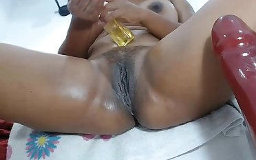 Wait for the Gushy Well supplied with Messy Ending - Ebony Solo