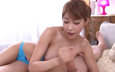 Asuka Kirara - Misusage All round Charming Blue Underclothing Full Hd