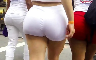 Big Dominican Booty