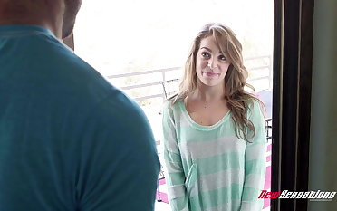 Kimmy Granger Likes colour up rinse Rough and Dirty