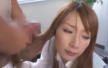 Exotic Japanese Chick Shiori Inamori In Best Secretary Jav Movie