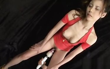 Vagina be incumbent on babe is drilled