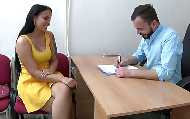 18 seniority girl gyno interrogation