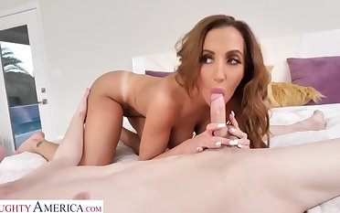 Nasty Mommy Wants Young Dick - Richelle Ryan