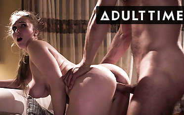 Lena Paul Showcases Her Best Anal With Traitorous Boss