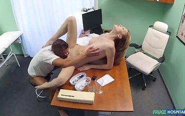 Hot Czech instance craves hard cock