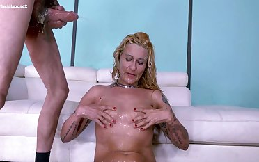 Ex Pornstar Humiliated added to Pain in the neck Fucked