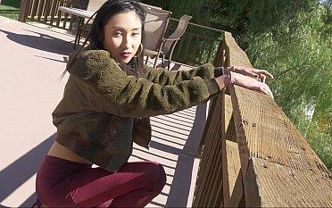 Slickest pussy. Asian