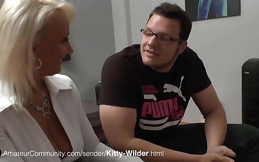 MILF Kitty Wider aus Hamburg
