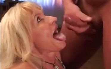 My slutty wife sucks the cock of one of my whip Pty