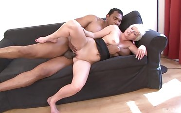 Adult leaves disgraceful hunk to fuck her merciless