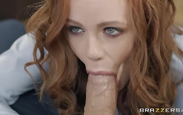 Ella Hughes wants to feel strong and long penis in her pussy