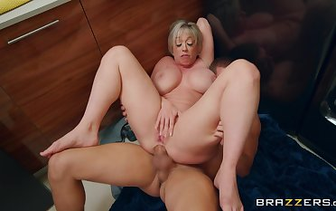 Grown-up specialization powerful cock down get under one's bed basically hole beside wild XXX